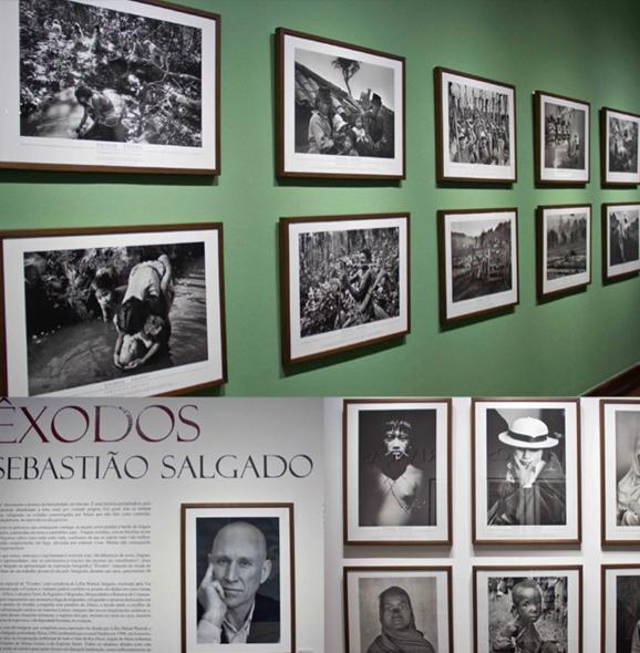 Êxodos – Sebastião Salgado