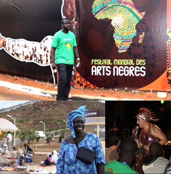 Festival Mundial de Artes Negras – Fesman – Senegal